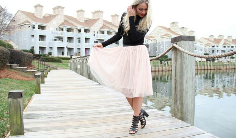 Sewing Tutorial | Pretty DIY Tulle Skirt That Will Make You Look Stunning