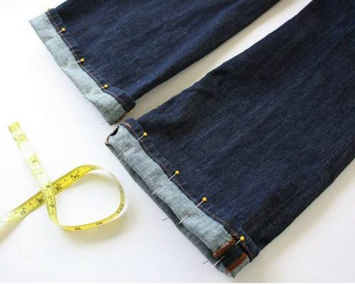 Sewing Techniques: 3 Easy Steps on How to Hem Pants