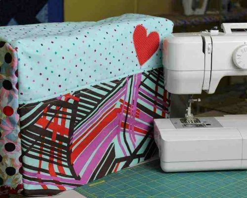 How to Make a Lovely Sewing Machine Cover