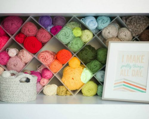 Sewing Room Organization Hacks For Hassle-Free Sewing