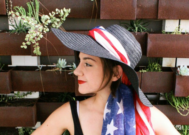 american hat | 11 Easy Sewing Projects For A Fun Labor Day Celebration