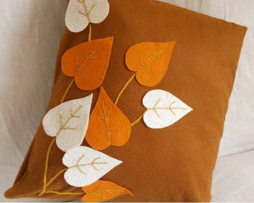 How to Make a Decorative Throw Pillow Cover