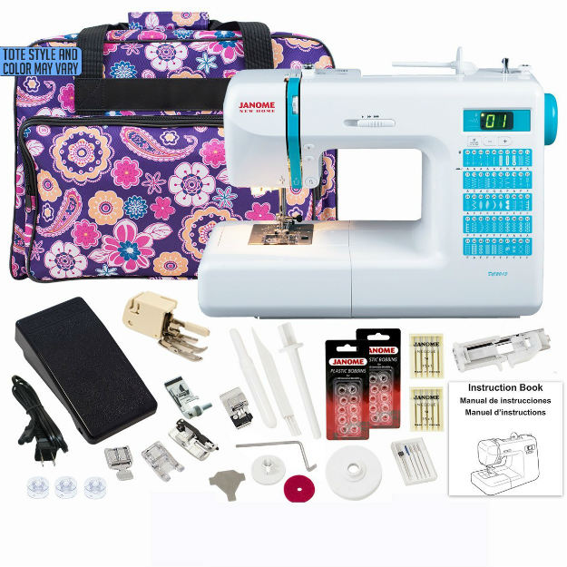 Janome DC2013 I Best Sewing Machine Deals On Cyber Monday