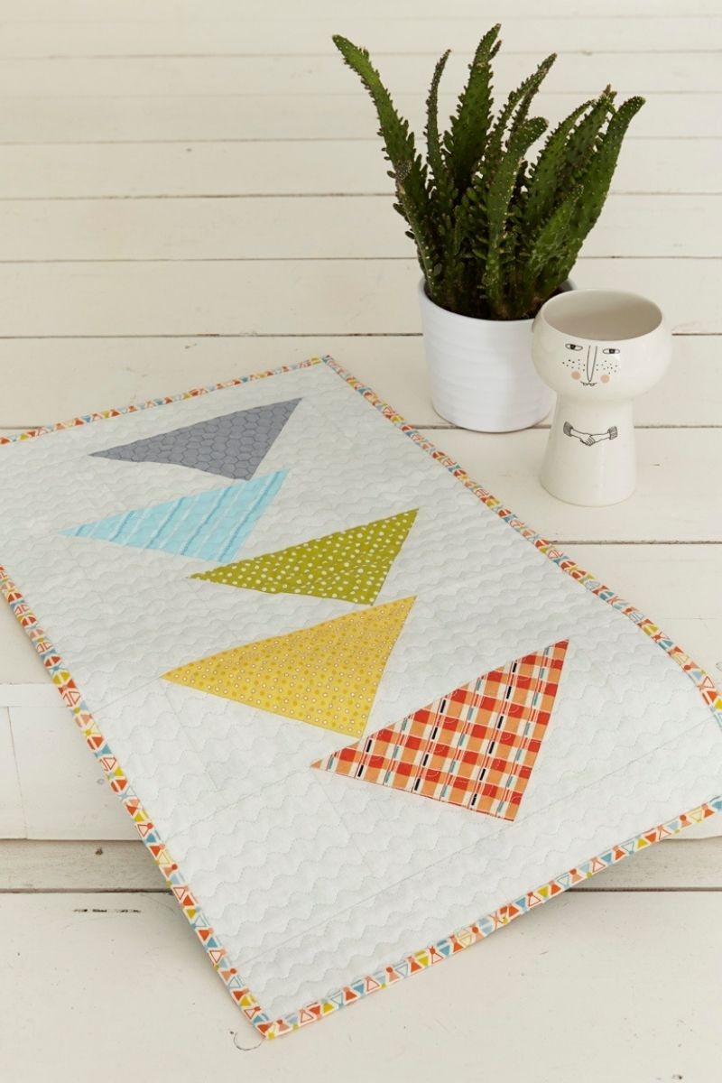 heading south table toppers | fall tablecloth