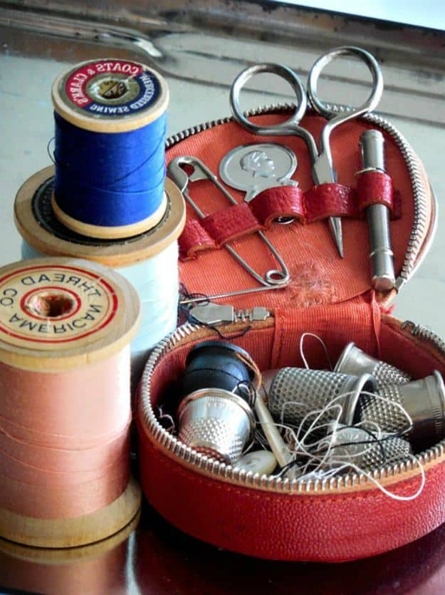 Notions | Know Your Sewing Terms And The Language Of Sewing | Sewing Dictionary