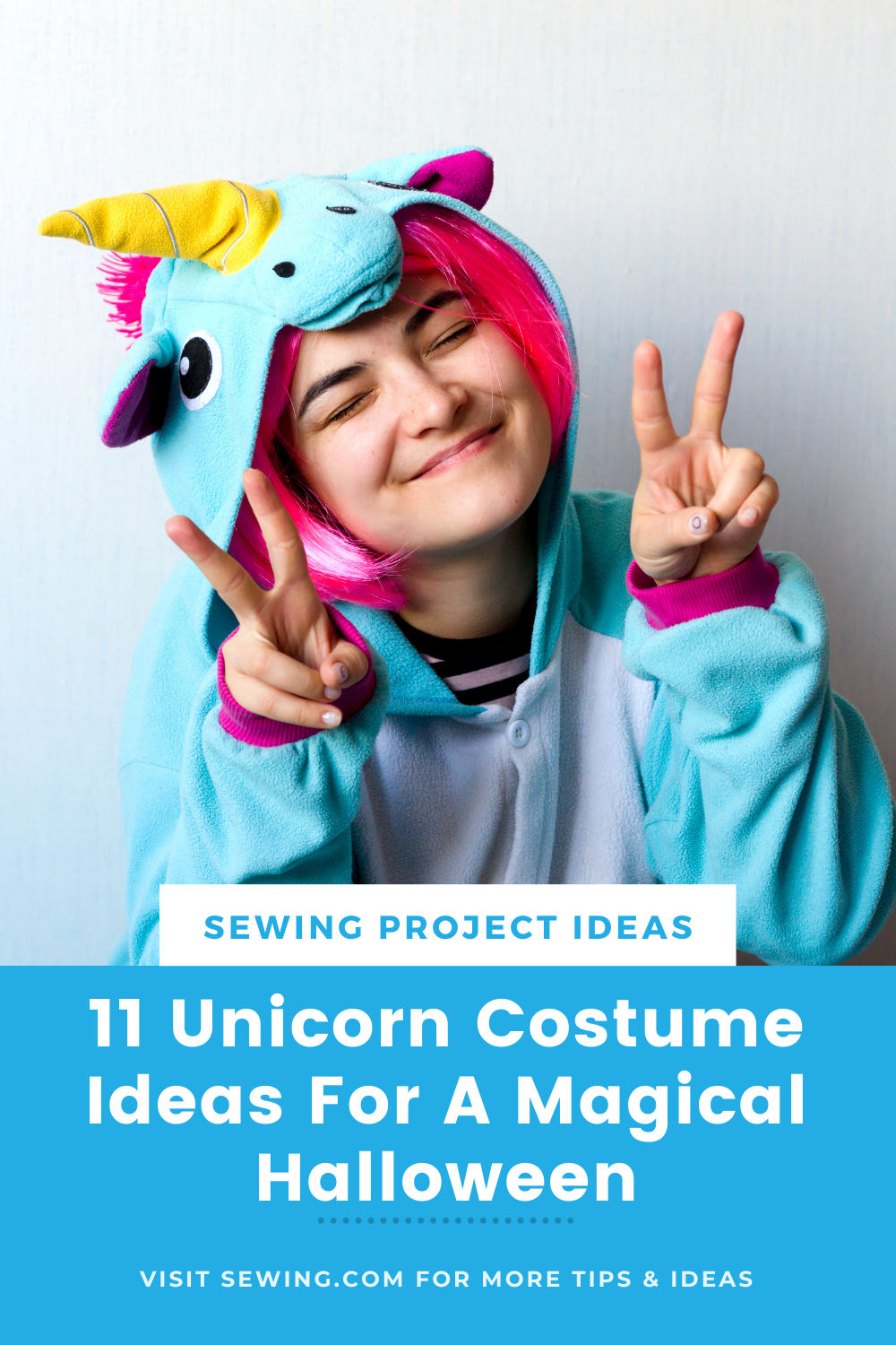 placard | 11 Unicorn Costume Ideas For A Magical Halloween