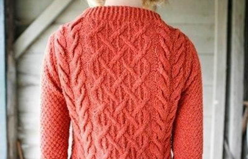 beatnik pullover | creative knitting projects