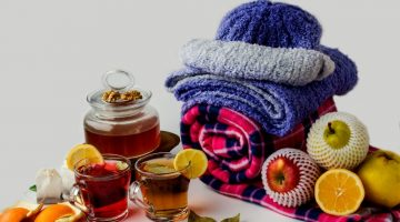 warmhealthy teas herbal fruits transparent glasses | 21 Fleece Patterns You Can Sew To Stay Warm This Winter | Featured