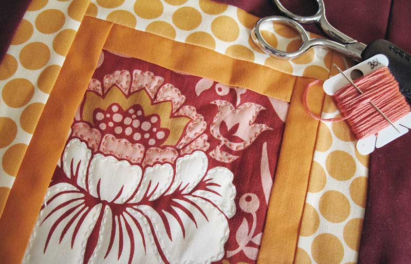 sewing project quilt corner | basic sewing skills