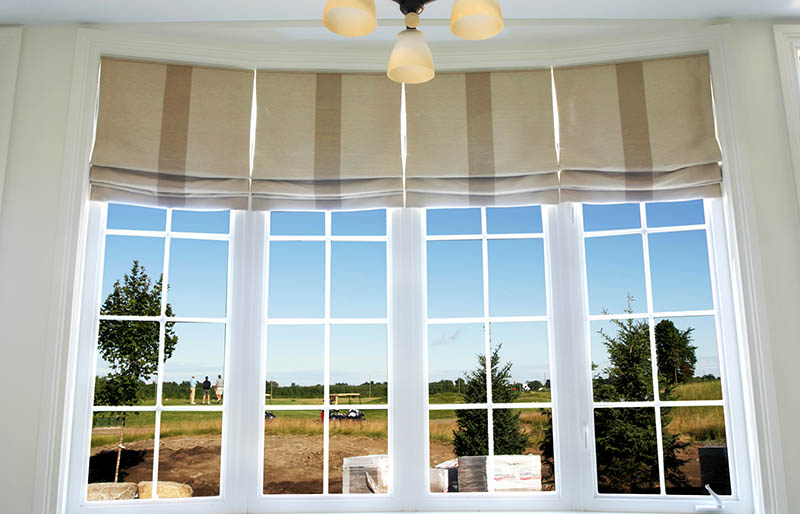 10 Diy Roman Shades Sewing Tutorials And Ideas