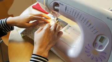 sewing machine | Sewing for Beginners: Must-Learn Basic Sewing Skills | Featured