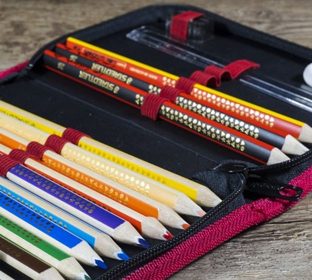 Easy DIY Pencil Case | Back to School Sewing Project