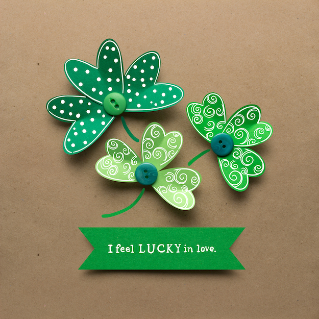 Easy St. Patricks Day Decorations | Sewing Project