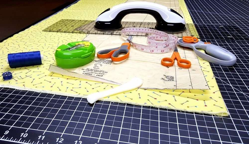 sewing notions tools supplies | Free Sewing Patterns You Can Make With Your Kids