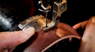 sewing process leather belt | What Is The Best Leather Sewing Machine For You | Featured
