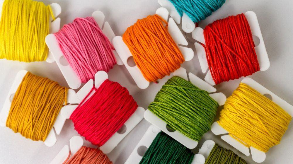 pearl cotton threads hand embroidery knitting | Embroidery Floss | A Guide to It's Types & Uses