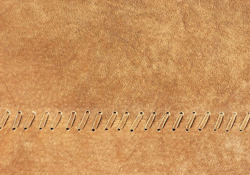 Natural Suede Texture | types of fabrics