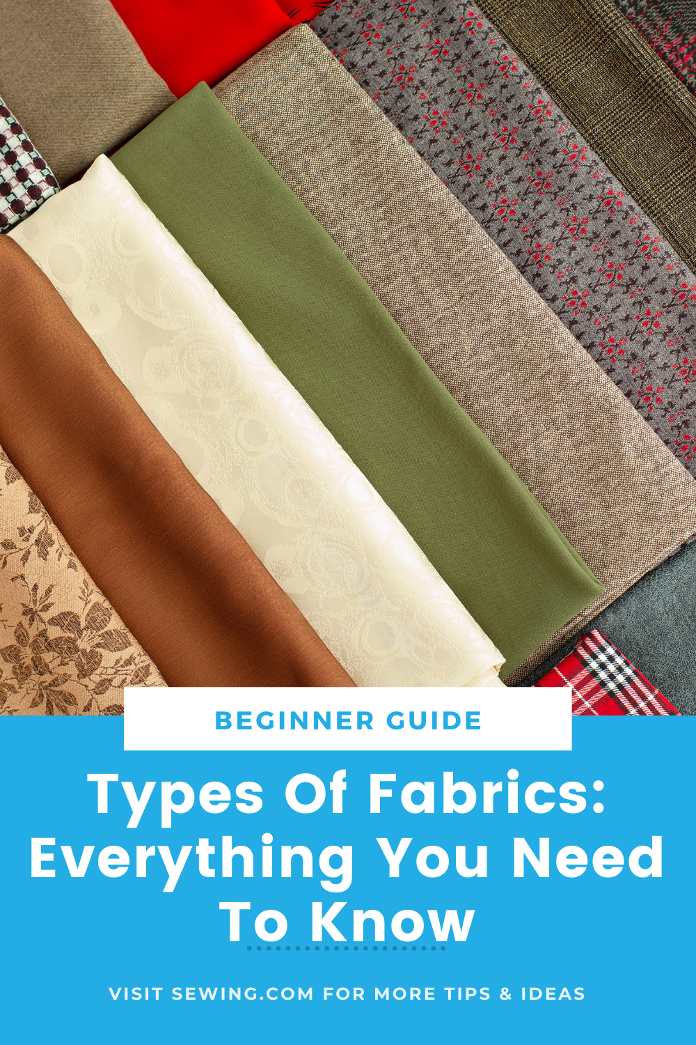 placard | Types Of Fabrics | Everything You Need To Know | Sewing 101