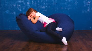 Make your own bean bag chair | DIY beanbag | How To Sew Kids' Bean Bag Chairs | Sewing.com | Featured