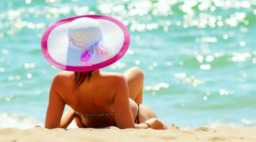 DIY sun hat | Hats that keep you cool in the summer | How to make a sun hat | Sewing.com | Featured