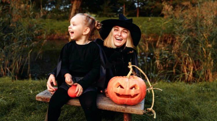 witch mom and daughter | ## Spooktacular Halloween Costume Patterns You Can Sew For The Family | mccall's cosplay patterns | featured